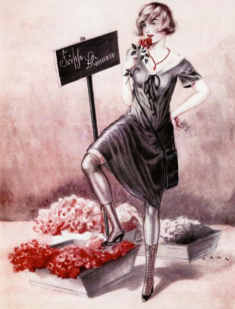 Frau aus Weimar